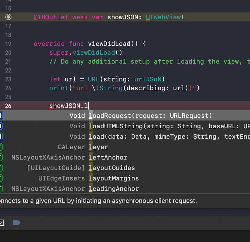 androidthai in th - Step 3 ของการอ่าน Json บน iOS ด้วยภาษา Swift ตอน